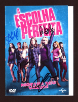 """Pitch Perfect"" DVD Insert Cover Cast-Signed by (4) with Anna Camp, Rebel Wilson, Anna Kendrick & Brittany Snow (JSA COA) at PristineAuction.com"