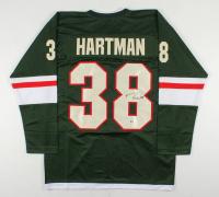Ryan Hartman Signed Jersey (Beckett COA) at PristineAuction.com