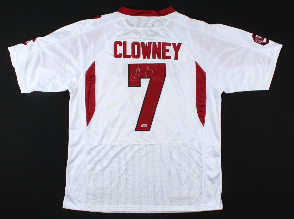 Jadeveon Clowney Signed South Carolina Gamecocks Jersey (PSA ...