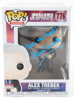 "Alex Trebek Signed ""Jeopardy"" #776 Funko Pop! Vinyl Figure Inscribed ""All the Best!"" (PSA Hologram) at PristineAuction.com"