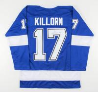 Alex Killorn Signed Jersey (Beckett COA) at PristineAuction.com