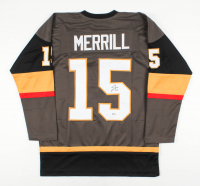 Jon Merrill Signed Jersey (Beckett COA) at PristineAuction.com