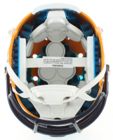 Clyde Edwards-Helaire Signed LSU Tigers Full-Size Authentic On-Field Helmet (Beckett Hologram) at PristineAuction.com