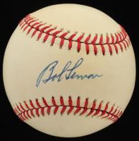 Bob Lemon Signed OAL Baseball (JSA COA) at PristineAuction.com
