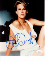 Jamie Lee Curtis Signed 8x10 Photo (JSA COA) at PristineAuction.com