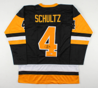 Justin Schultz Signed Jersey (Beckett COA) at PristineAuction.com