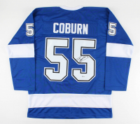 Braydon Coburn Signed Jersey (Beckett COA) at PristineAuction.com