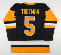 Zach Trotman Signed Jersey (Beckett COA) at PristineAuction.com