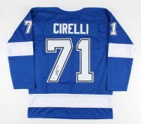 Anthony Cirelli Signed Jersey (Beckett COA) at PristineAuction.com