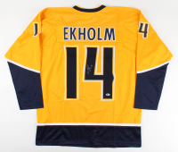 Mattias Ekholm Signed Jersey (Beckett COA) at PristineAuction.com