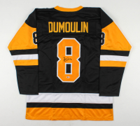 Brian Dumoulin Signed Jersey (Beckett COA) at PristineAuction.com