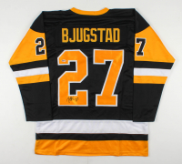 Nick Bjugstad Signed Jersey (Beckett COA) at PristineAuction.com