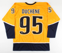 Matt Duchene Signed Jersey (Beckett COA) at PristineAuction.com