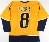 Kyle Turris Signed Jersey (Beckett COA) at PristineAuction.com