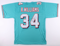 Ricky Williams Signed Jersey (JSA Hologram) at PristineAuction.com