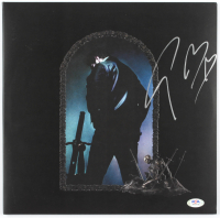 """Post Malone Signed """"Hollywood's Bleeding"""" Vinyl Record Album Cover (PSA Hologram) at PristineAuction.com"""