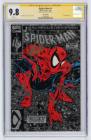 "Stan Lee Signed 1990 ""Spider-Man"" Issue #1 Marvel Comic Book (CGC Encapsulated) at PristineAuction.com"