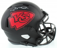 Joe Montana Signed Chiefs Full-Size Eclipse Alternate Speed Helmet (Beckett COA) at PristineAuction.com