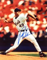 Pete Walker Signed Mets 8x10 Photo (SportsCards SOA) at PristineAuction.com
