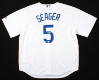 Corey Seager Signed Dodgers Jersey (PSA Hologram) at PristineAuction.com