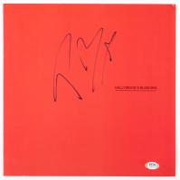 "Post Malone Signed ""Hollywood's Bleeding"" Vinyl Insert Booklet (PSA Hologram) at PristineAuction.com"