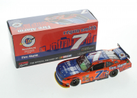 Regan Smith Signed LE #7 Fire Alarm Services 2013 Camaro Color Chrome 1:24 Scale Die-Cast Car (RCCA COA & Earnhardt Jr. Hologram) at PristineAuction.com