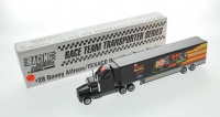 Davey Allison #28 Texaco 1:64 Scale Die-Cast Hauler at PristineAuction.com