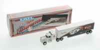 Davey Allison LE #28 Texaco 1:64 Scale Die-Cast Hauler at PristineAuction.com