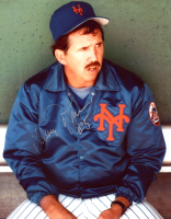 Davey Johnson Signed Mets 8x10 Photo (SportsCards SOA) at PristineAuction.com