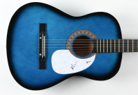 "Krist Novoselic Signed 38"" Acoustic Guitar (Beckett COA) at PristineAuction.com"