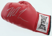 Mike Tyson Signed Everlast Boxing Glove (Fiterman Sports Hologram) at PristineAuction.com