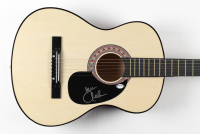 "Reba McEntire Signed 38"" Acoustic Guitar (PSA COA) at PristineAuction.com"