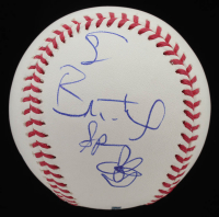 Britney Spears Signed OML Baseball (JSA COA) at PristineAuction.com