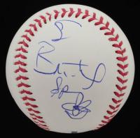 Britney Spears Signed OML Baseball (JSA COA) at PristineAuction.com