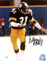 Donnie Shell Signed Steelers 8x10 Photo (JSA COA) at PristineAuction.com