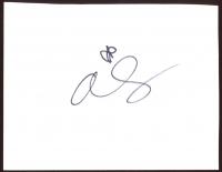 Al Pacino Signed 4.25x5.5 Cut (JSA COA) at PristineAuction.com