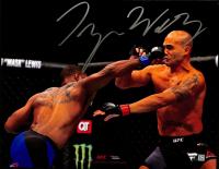 Tyron Woodley Signed UFC 8x10 Photo (Fanatics Hologram) at PristineAuction.com
