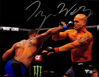 Tyron Woodley Signed UFC 8x10 Photo (Fanatics Hologram) at PristineAuction.com