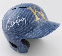 Bo Jackson Signed Royals Full-Size Authentic On-Field Hydro Dipped Batting Helmet (Beckett COA) at PristineAuction.com