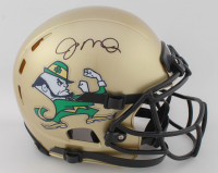 Joe Montana Signed Notre Dame Fighting Irish Full-Size Authentic On-Field Helmet (JSA COA) at PristineAuction.com