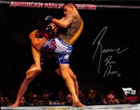 Rafael Dos Anjos Signed UFC 8x10 Photo (Fanatics Hologram) at PristineAuction.com