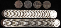Lot of (80) Buffalo / Indian Head Nickles at PristineAuction.com