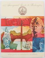 "Vintage 1977 ""Inaugural Guide to Washington"" Tourist Guide at PristineAuction.com"