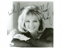 "Cheryl Tiegs Signed 8x10 Photo Inscribed ""With Love"" (JSA COA) at PristineAuction.com"