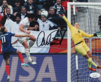 Abby Wambach Signed Team USA 8x10 Photo (JSA COA) at PristineAuction.com