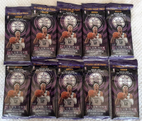 Lot (10) 2019-20 Panini Illusions Basketball Value Packs of (12) Cards at PristineAuction.com
