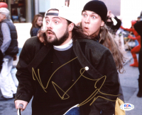 Jason Mewes & Kevin Smith Signed 8x10 Photo (PSA COA) at PristineAuction.com