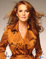 "Sarah Ferguson Signed 8x10 Photo Inscribed ""Best Wishes"" & ""The Duchess of York"" (Beckett COA) at PristineAuction.com"