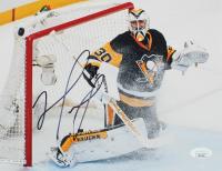 Matt Murray Signed Penguins 8x10 Photo (JSA COA) at PristineAuction.com