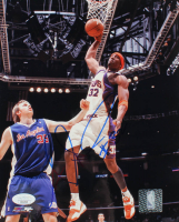 Amare Stoudemire Signed Suns 8x10 Photo (JSA COA) at PristineAuction.com